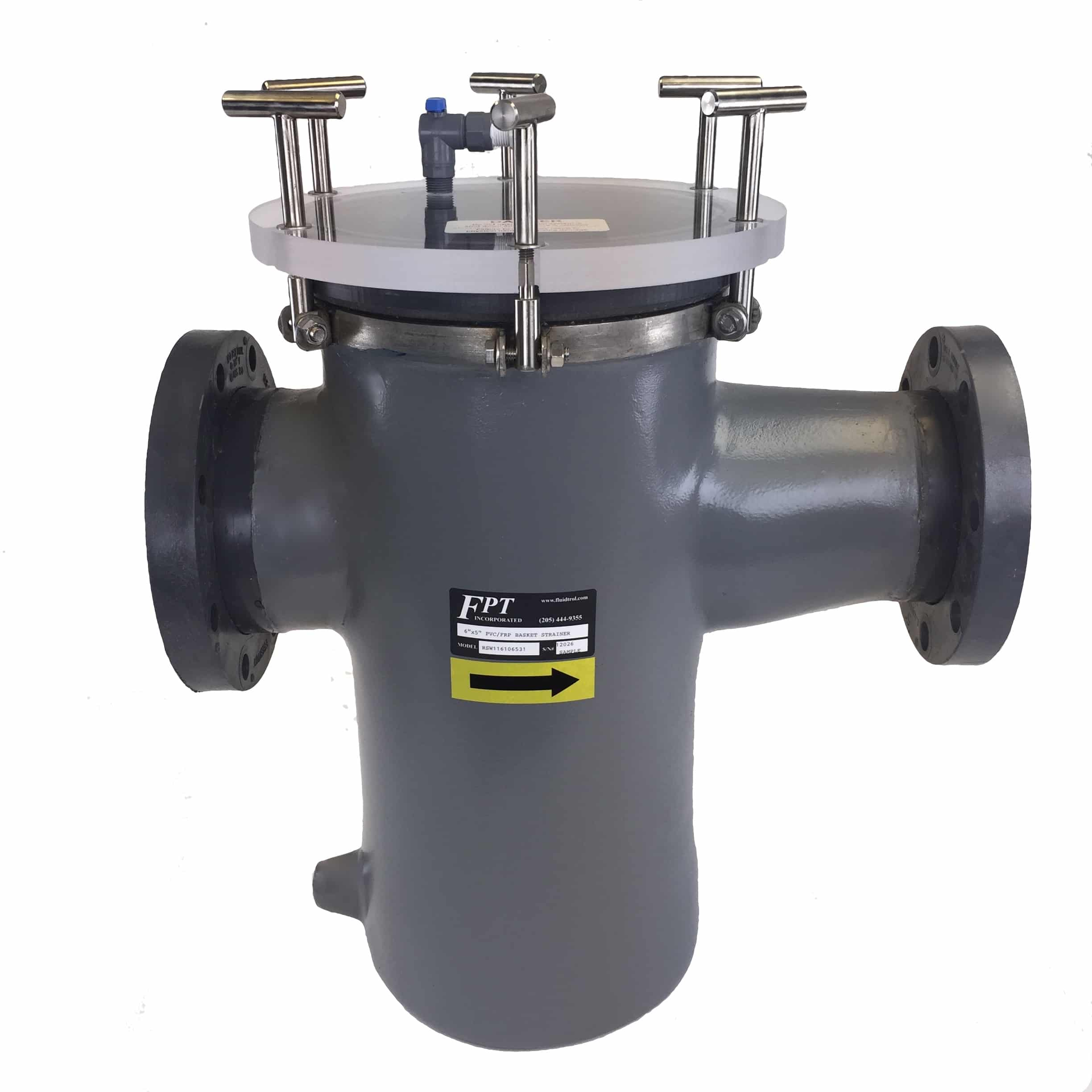 Reducing (RSW) Basket Strainers
