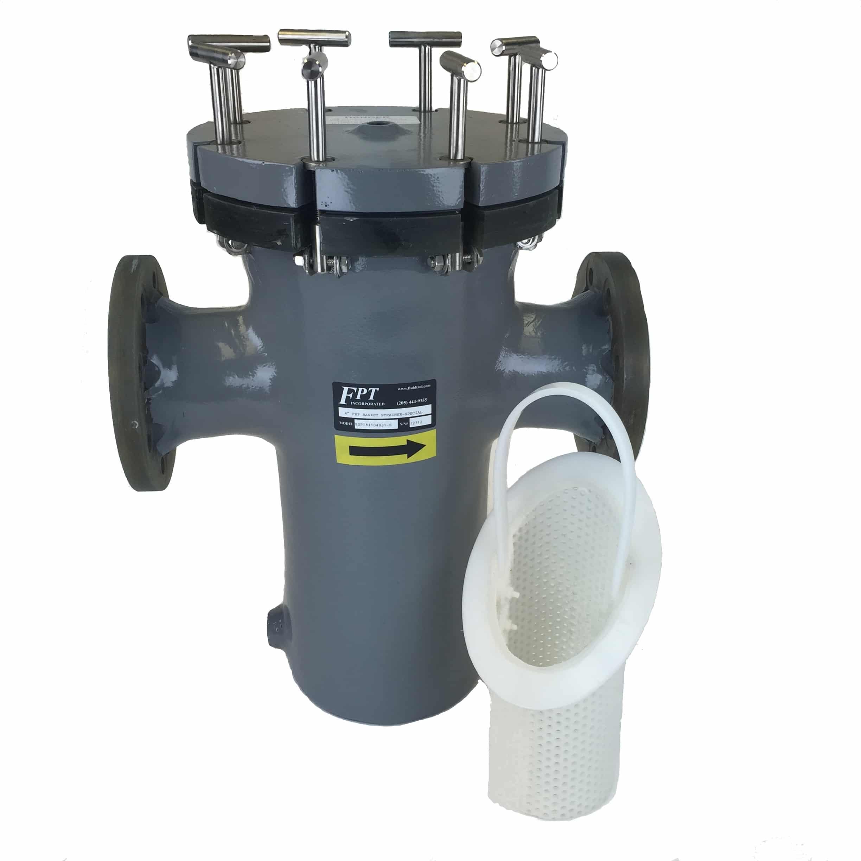SSH H Series FRP Pipeline Strainer