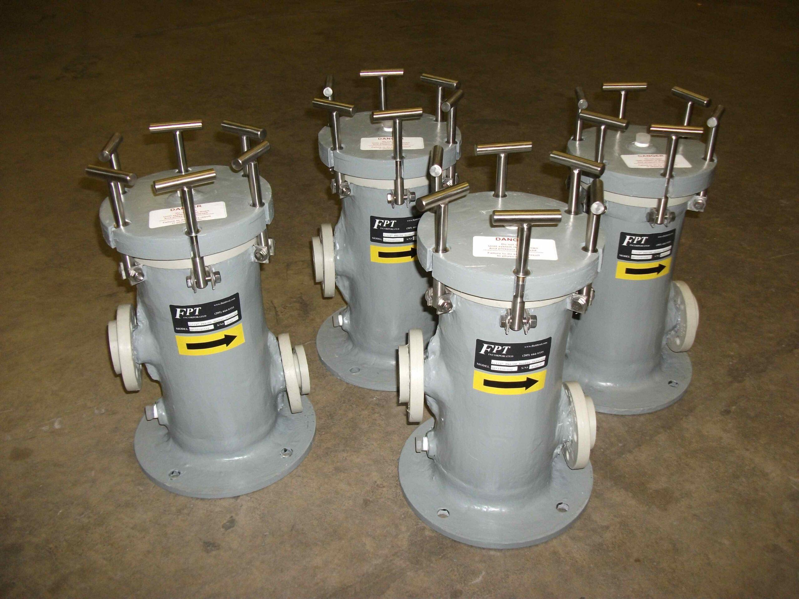 Custom PP Basket Strainers