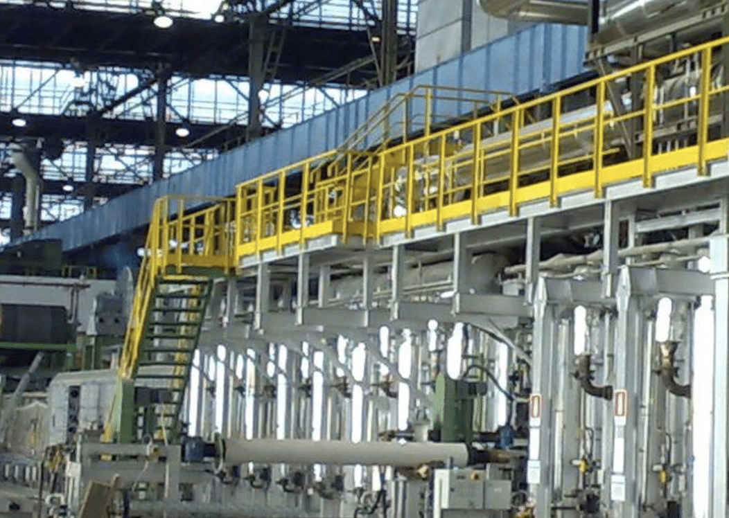 Strainers Used in Steel Pickling Line